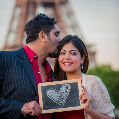 Jessy&Bhavan testimonial Paris photographer