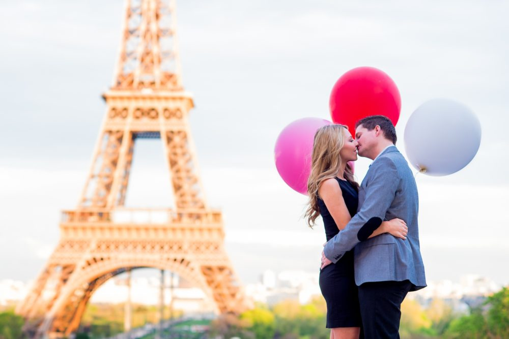 Paris couples photography