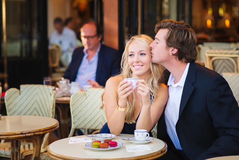 Morning surprisa proposal in Paris - Danielle and Ivan 22