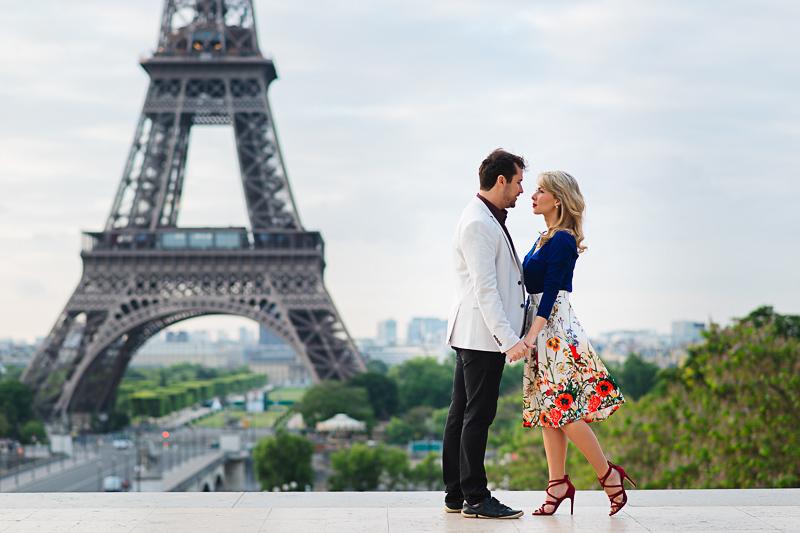 Anniversary in Paris - Adriane & Itamar - Une annee d'amour 2