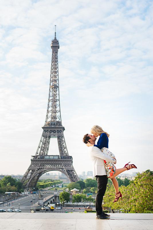 Anniversary in Paris - Adriane & Itamar - Une annee d'amour 5
