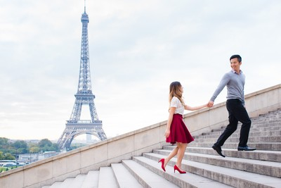 Paris photo session package 2 Essentiel