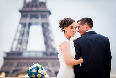 Sam & Paul testimonial for Paris photographer