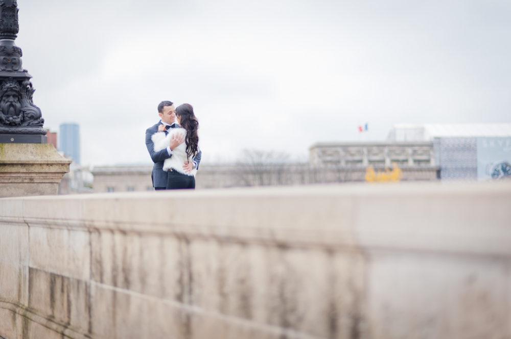 Paris Photographer Couple photography in Paris