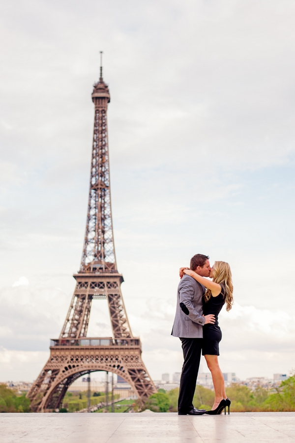 Couple Photo Session In Paris Lindsay Jonathan By Fran