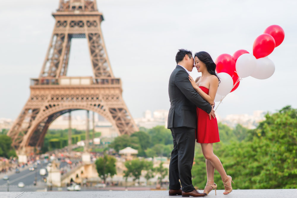 Paris Couples Photography 2014 Gallery