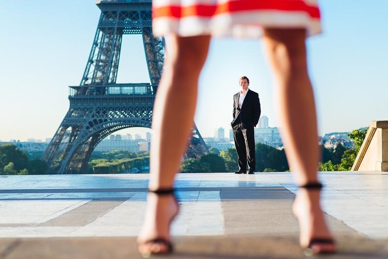 Morning surprise proposal in Paris – Danielle and Ivan 10