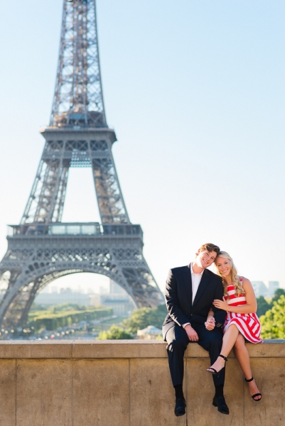 Morning surprise proposal in Paris – Danielle and Ivan 12