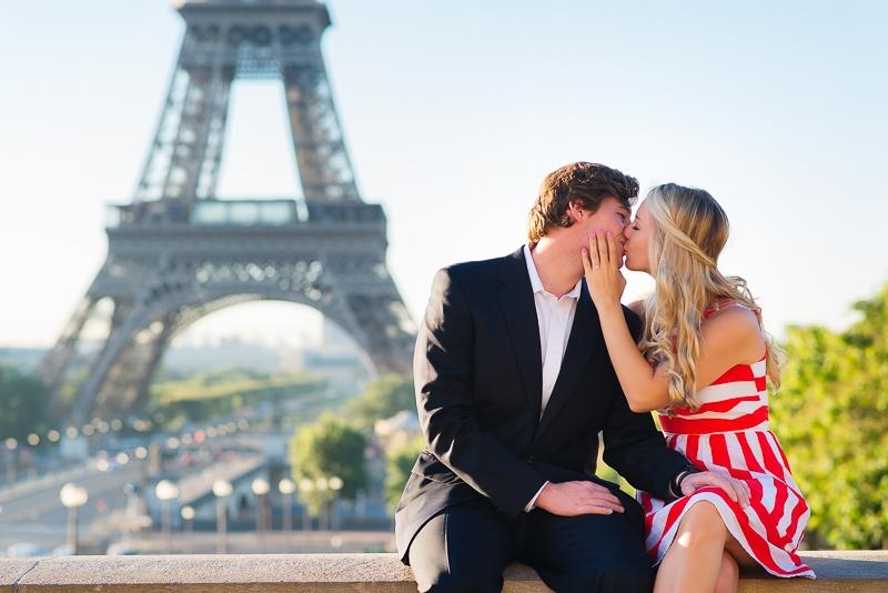 Morning surprise proposal in Paris – Danielle and Ivan 14