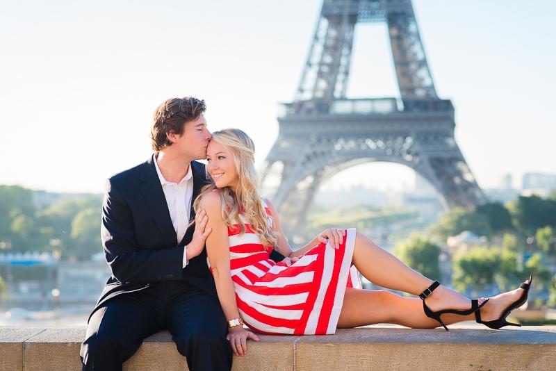 Morning surprise proposal in Paris – Danielle and Ivan 15