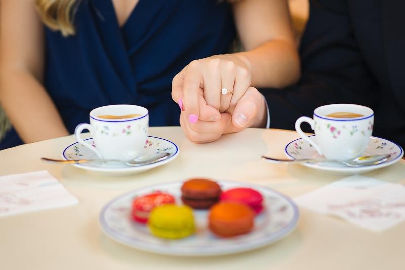 Morning surprise proposal in Paris – Danielle and Ivan 19