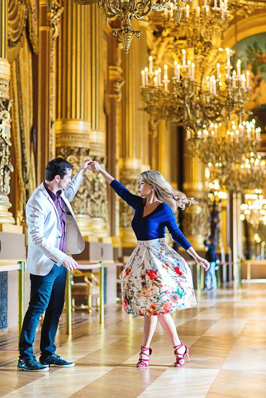 Anniversary in Paris - Adriane & Itamar - Une annee d'amour 12