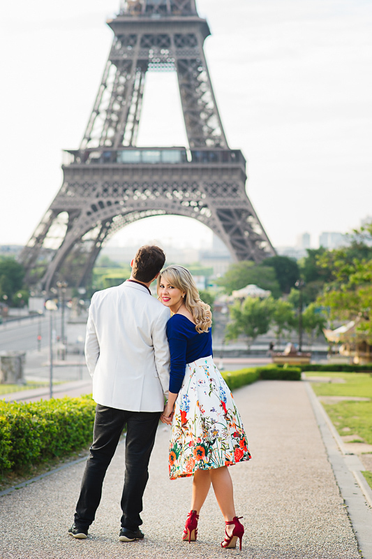 Anniversary in Paris - Adriane & Itamar - Une annee d'amour 7