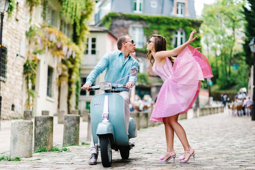 Couples & portrait portfolio Paris photographer 1