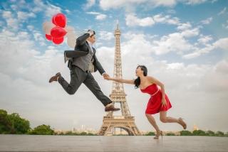 Couples & portrait portfolio Paris photographer 2