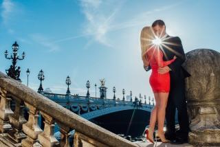Couples & portrait portfolio Paris photographer 4