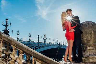Paris photo session package Sur Mesure