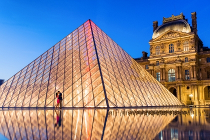 Locations guide – Louvre Museum 1