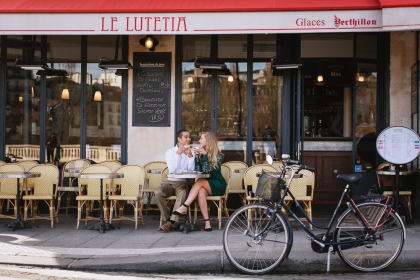 Locations guide – Parisian café 10