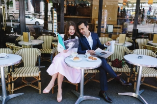 Locations guide – Parisian café 2