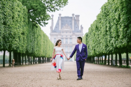 Locations guide – Tuileries Gardens 5
