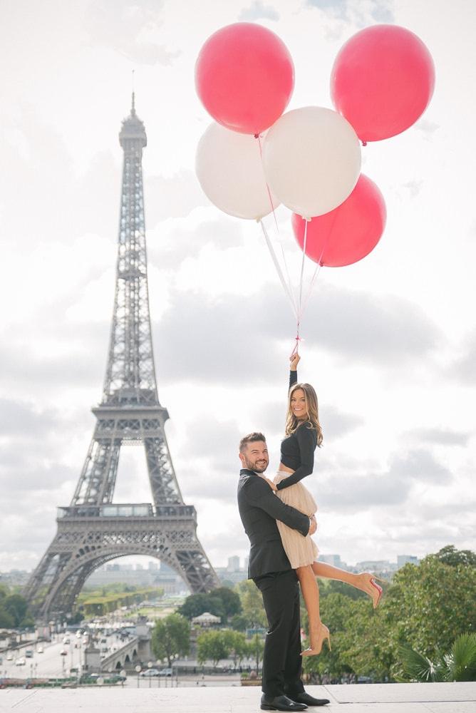 Paris photographer- mini shoots practical information