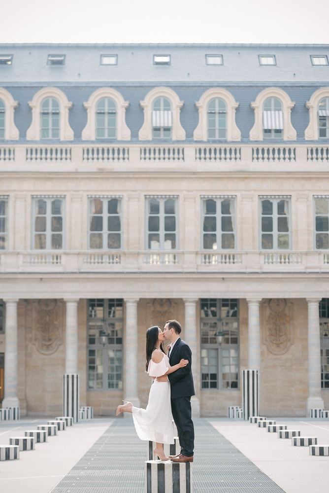 best photo spots paris – palais royal