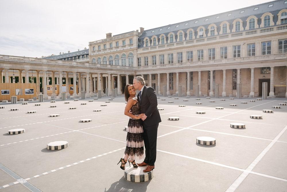 most romantic spots in paris – palais royal