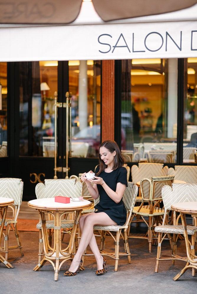 paris photography locations cafe carette