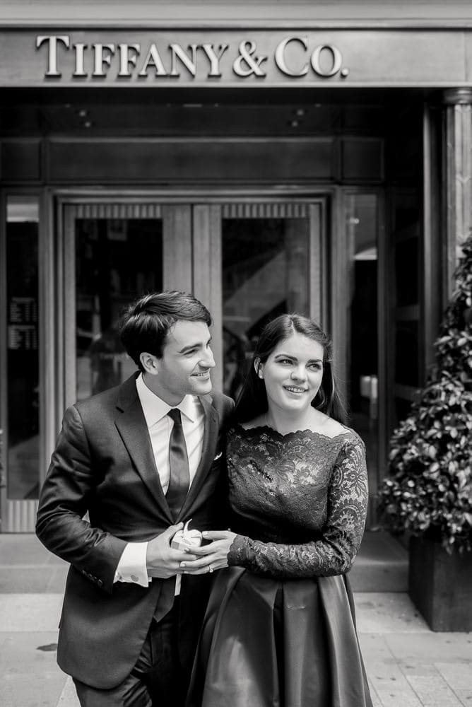 Caitlin & Gustavo Paris engagement testimonial - The Paris Photographer review