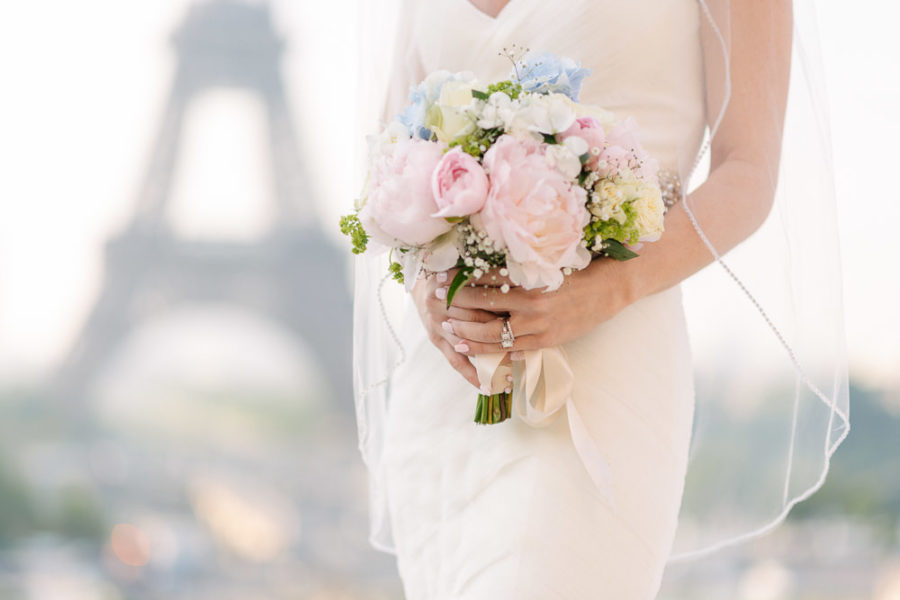 Paris Elopement Photographer - The Paris Photographer