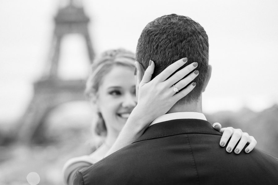 Paris proposal by The Paris Photographer