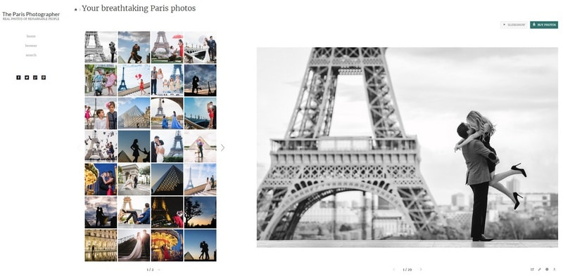 Book A Paris Photo Shoot And Get Unique And Natural Pictures