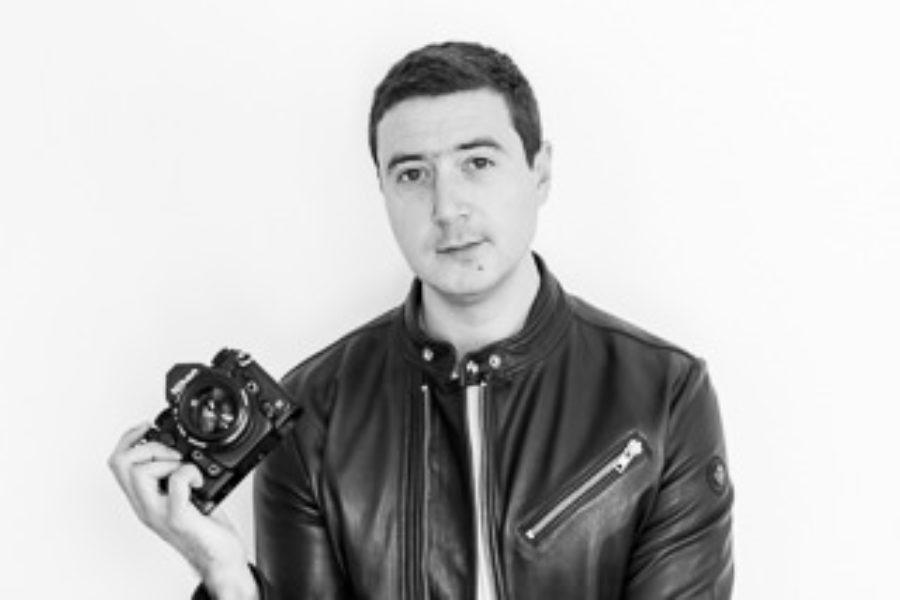 The Paris Photographer Fran Boloni - founder of the studio cover