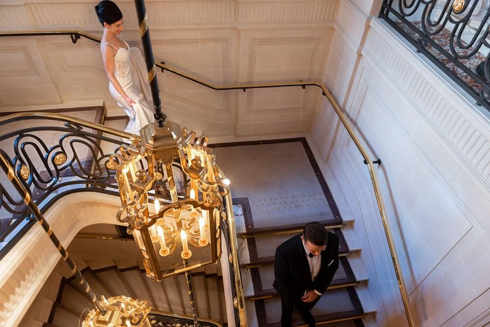Hotel Crillon Paris wedding -15