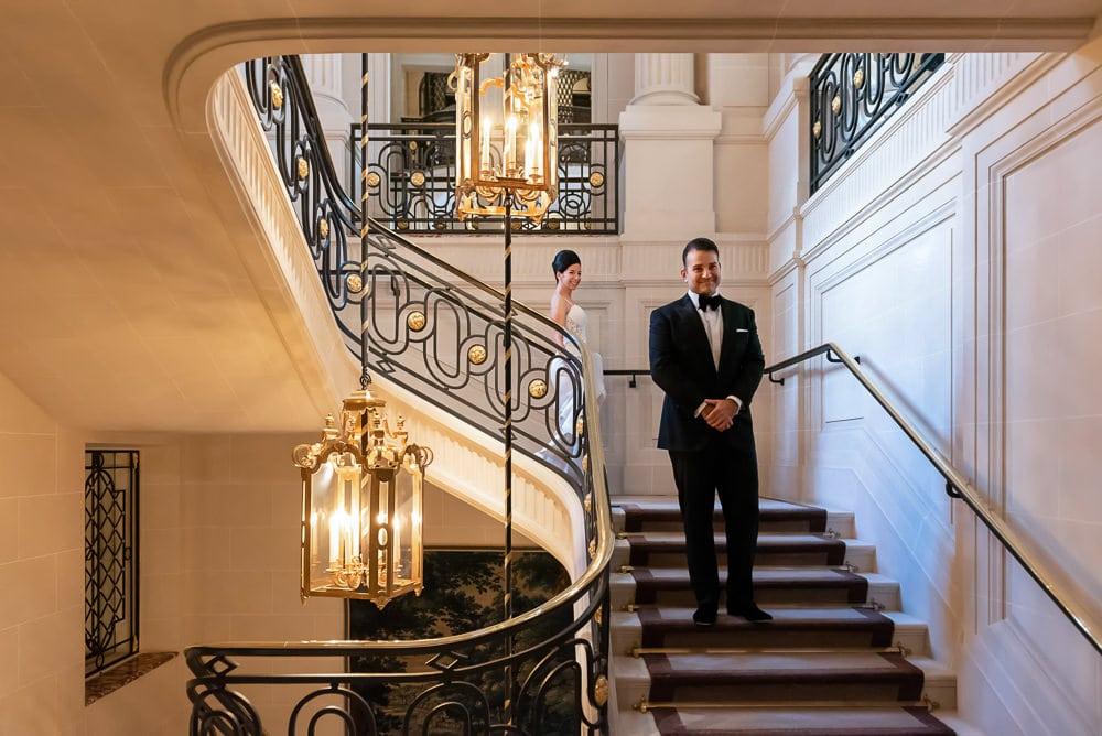 Hotel Crillon Paris wedding -16