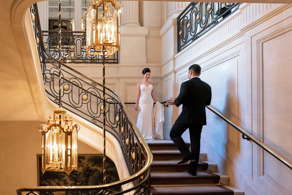 Hotel Crillon Paris wedding -17