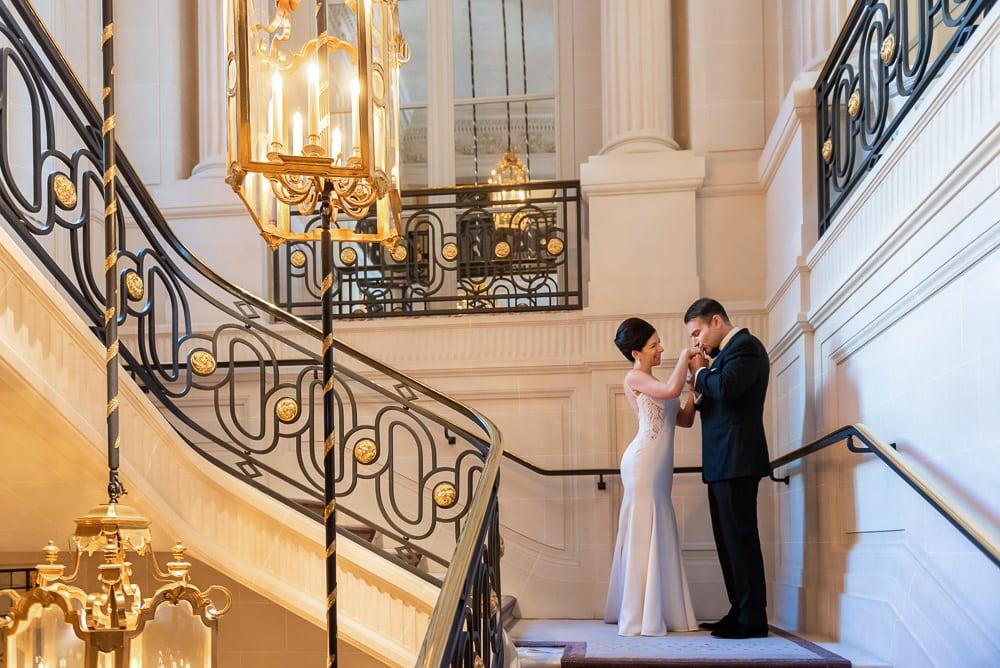 Hotel Crillon Paris wedding -19