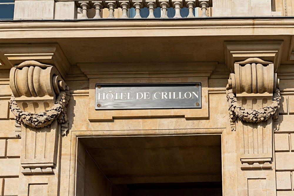 Hotel Crillon Paris wedding -22