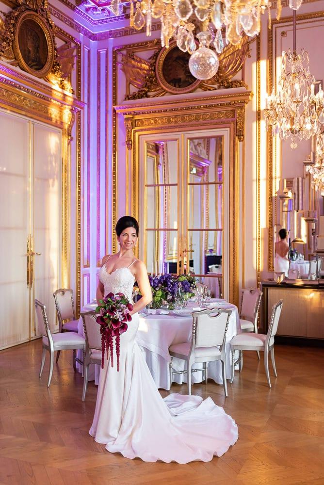 Hotel Crillon Paris wedding -23