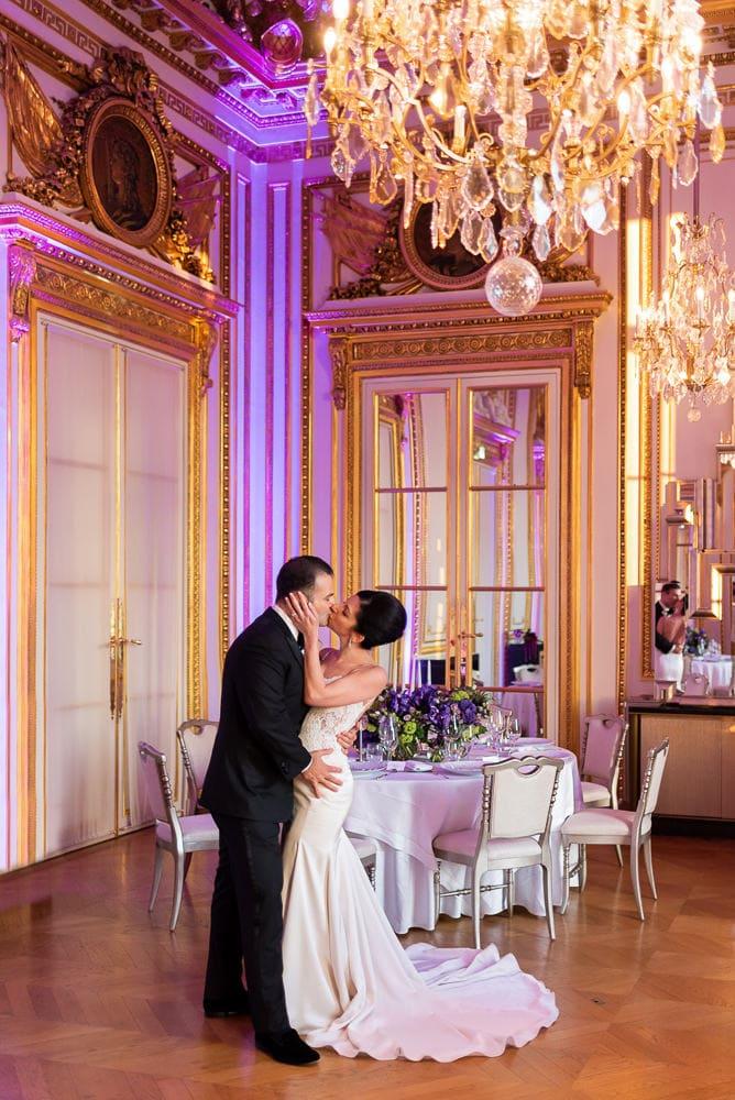 Hotel Crillon Paris wedding -24