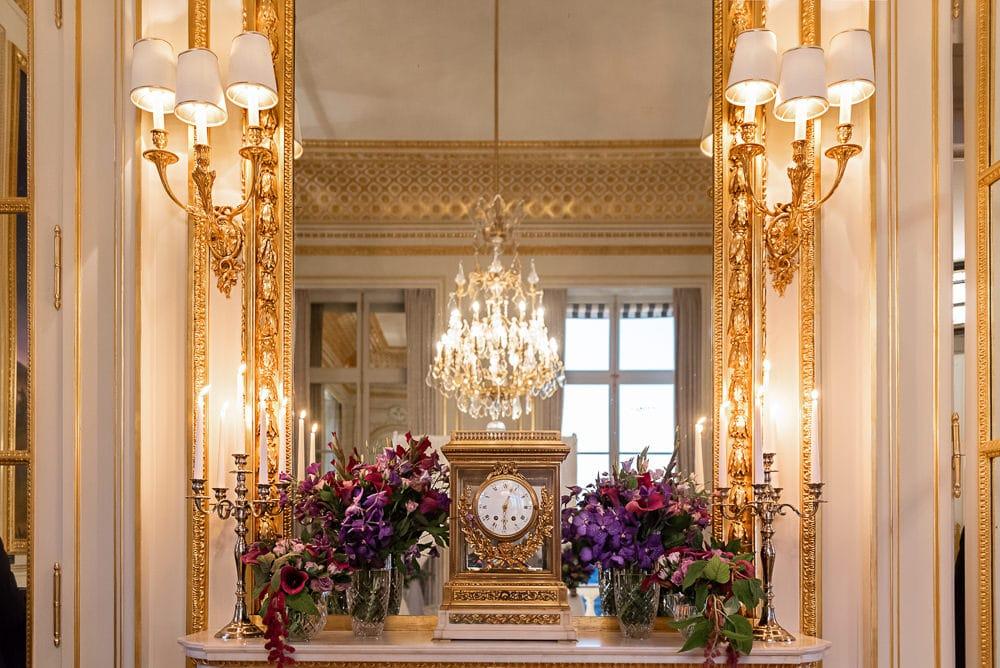 Hotel Crillon Paris wedding -33