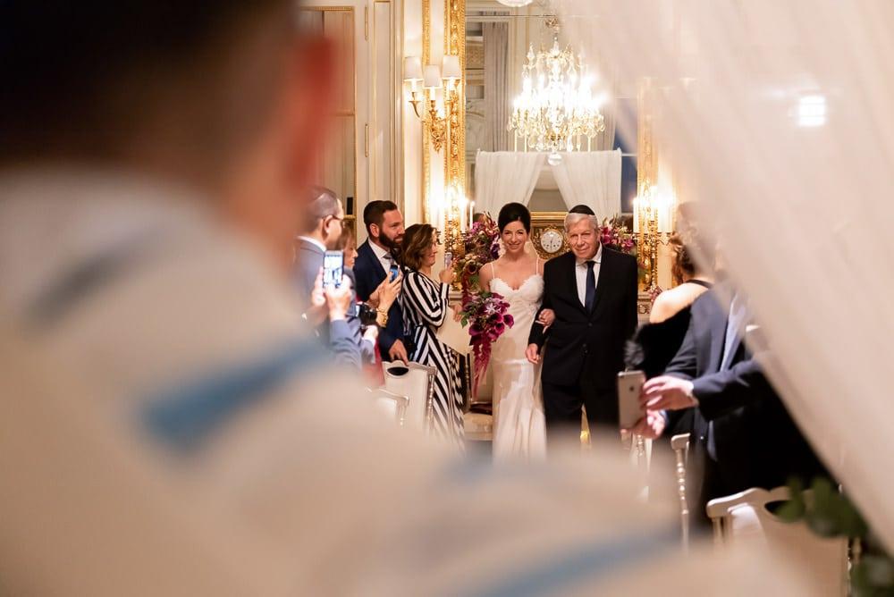 Hotel Crillon Paris wedding -38