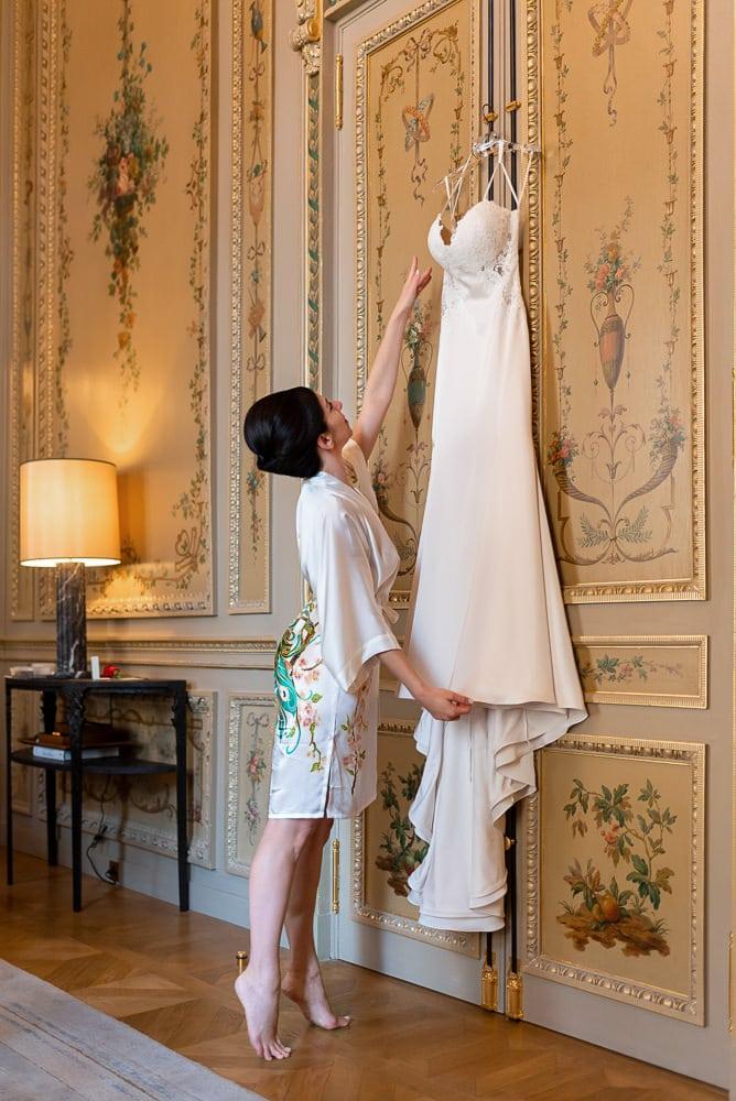 Hotel Crillon Paris wedding -4