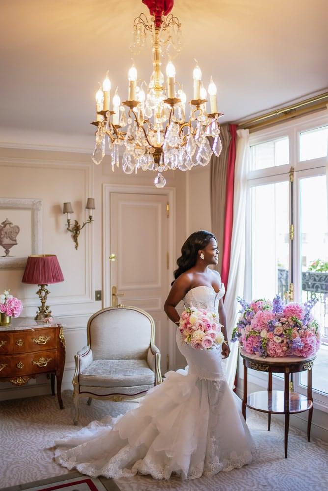 Plaza Athenee Paris Wedding – -27