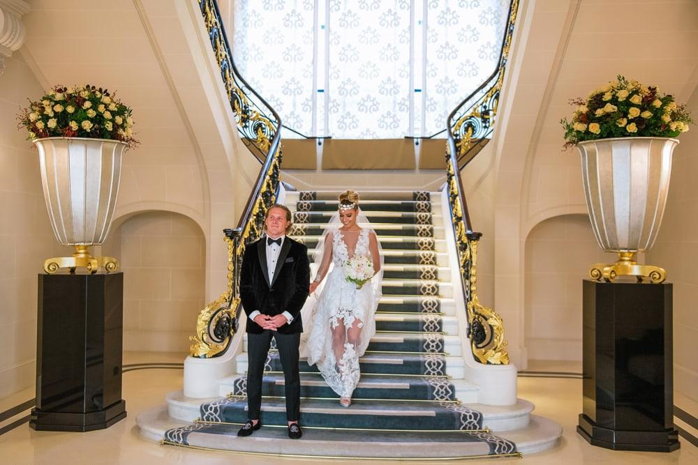 The Peninsula Paris wedding – The Paris Photographer-8